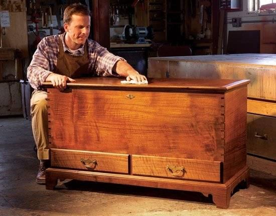 Как сделать мебель в домашних условиях