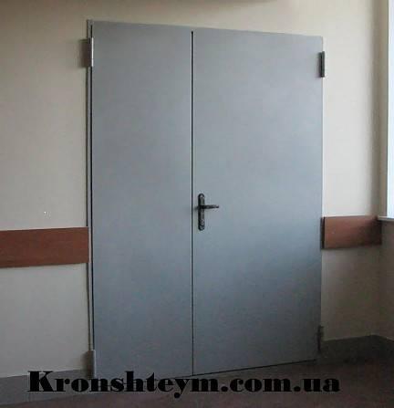 металлическая тамбурная дверь на этаже цены