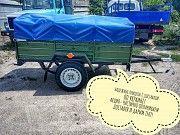 Купить новый легковой прицеп Днепр-230х130 и другие модели от завода! Акция! Новоднестровск