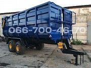Переоборудование и ремонт тракторных прицепов 2ПТС-9,3ПТС-12 Орехов