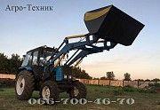 Быстросъёмный погрузчик Кун M-Teхник1600 Чернигов