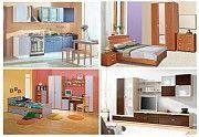 Шкафы-купе, кухни и другая мебель под заказ. Торговая и офисная мебель. Сумы