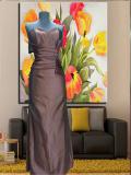 Платье-бюстье, вечернее, в пол,бренд Scott Mcclintock Хмельницкий