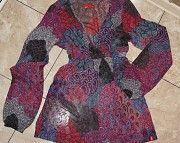 Шифоновая блуза-туника, р.s, рост 170 Хмельницкий
