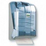 K6ZT Держатель листовой туалетной бумаги прозрачный Киев