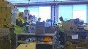 Польша: работник на логистическом складе Кривой Рог