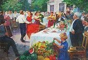 Советская живопись, соцреализм, документы на вывоз из Украины Киев