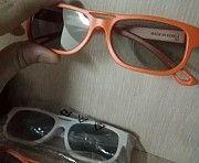 3Д очки для ТВ LG новые 2 штуки в упаковке 3D AG-F200 GLASSES Донецк