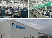 Рабочие на производство кондиционеров Daikin Чехия. Хмельницкий Хмельницкий