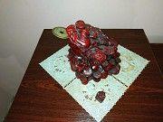 Продам фигурку Трехлапая жаба с монетой Краматорск