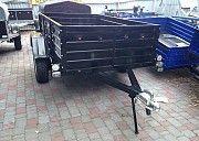 Купить новый легковой прицеп Днепр-2300х1300 от завода! Ямполь