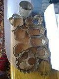 Кондитерские формы для кондитеров Одесса