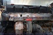 Защита выпускного коллектора DAF XF 105 Даф ХФ 105 Киев
