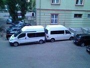 Пассажирские перевозки,трансферы по Украине и Шенгену микроавтобусами. Львов
