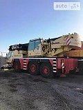 Автокран Liebherr LTM 1055 2005р. Кировоград