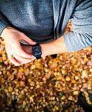 Наручные светодиодные LED часы в корпусе как в часах Apple watch!!! Киев