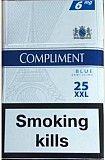 Сигареты опт мелкий крупный compliment 25 - 425$ -480 пачек Кировоград