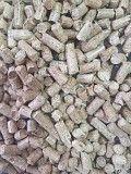 Топливные пеллеты из сосны от производителя. Киев