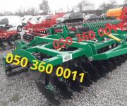 Супер цена на Борону Harvest 3200, в наличии Днепр