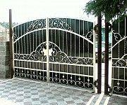 Ковані ворота Острог