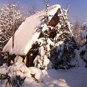 Продам домик из дерева в Карпатах Дубовое