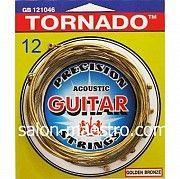 Струны для акустической 12-ти струнной Гитары TORNADO Чернигов