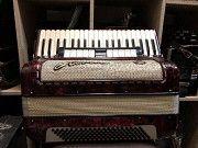 (1881) Немецкий аккордеон Horch 4\4 Чернигов