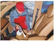 Хімчистка салону автомобіля та чистка інжекторних форсунок Діагностика Гайсин