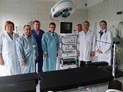 Канівська центральна районна лікарня Канев