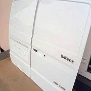 Двері задні Mercedes Vito 639 рестайл. 2011рік Костополь