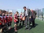 Районная детско-юношеская спортивная школа в Кагарлыке Кагарлык