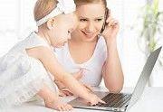 Заработок в сети для мамочек Киев