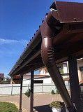 Металева водостічна система Ринва (Жолоб) Труба інші елементи для даху Стрый