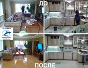 Генеральная уборка.Глубинная чистка и химчистка мебели,матрацев,ковров Красный Луч