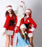 Дед Мороз и три Снегурочки поздравят С Новым Годом! Харьков