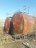 Продам металлические ёмкости б/у для любого назначения. Киев