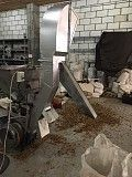 Аспиратор сортировщик на грецкий орех кругляк. Макаров