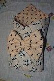 Конверт-одеяло, конверт на выписку, плед, одеяло трансформер Киев