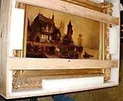 Коробка для картины для пересылки почтой FedEx, DHL. Изготовление под заказ срочное. Київ