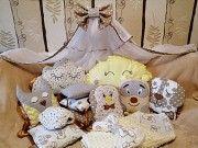 Бортики, защита в кроватку Київ