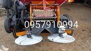 Разбрасыватель минеральных удобрений РМГ 4. Орехов