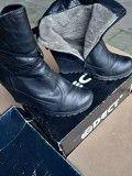 продам женские кожаные полусапожки Белгород-Днестровский