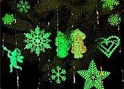 Светящаяся краска Нокстон для новогодних сувениров и елочных игрушек Николаев