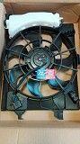 Вентилятор радиатора охлаждения Hyundai Solaris Киев