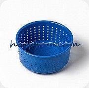 Синяя сырная форма «Итальянская корзинка Лазурь» 0,7 кг. Харьков