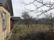 Ділянка з дерев'яним будинком у Клузові Ивано-Франковск