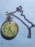 Часы карманные Локомотив Ракитное