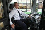 Водитель автобуса в Чехию Кривой Рог