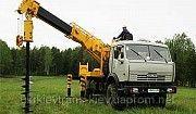 Аренда - Услуги Буровой Установки - Гидробура Киев