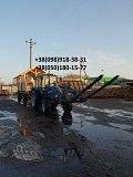Вила для поднятия Евро-поддонов на трактор Т-40, ЮМЗ, МТЗ Запорожье